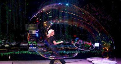 Le mille bolle magiche al Teatro Santa Giulia