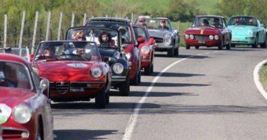 500 Miglia Touring, chiuse le iscrizioni per l'edizione 2019