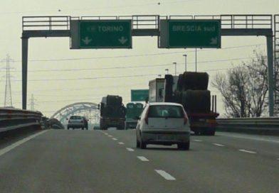A21: Brescia centro-Brescia sud chiusa per lavori