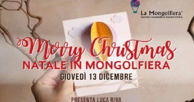 Natale in Mongolfiera