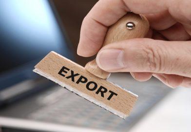 L'export cresce, ma il ritmo è più basso