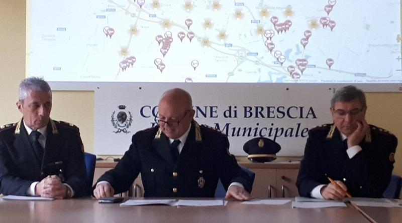 Le 10 strade su cui avvengono più incidenti a Brescia