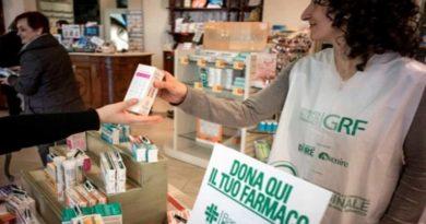 Raccolta del Farmaco, tanto volontariato e grande successo